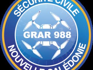 Ecusson GRAR 988
